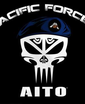 Drapeaux Pacific Forces