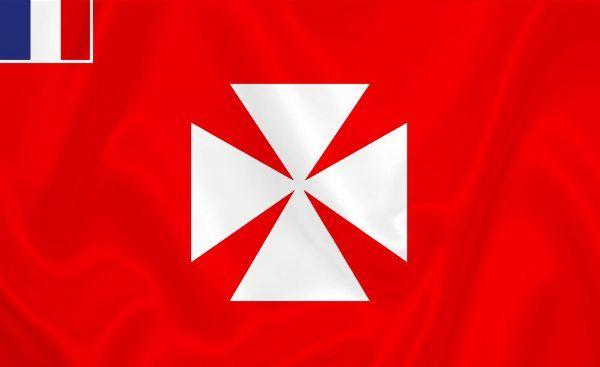 Drapeaux Wallis & Futuna