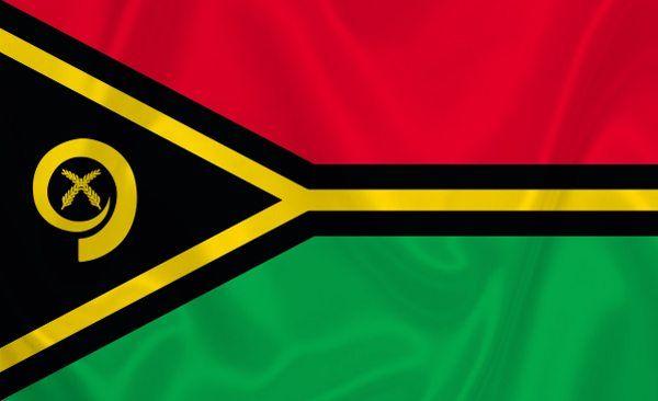 Drapeaux Vanuatu